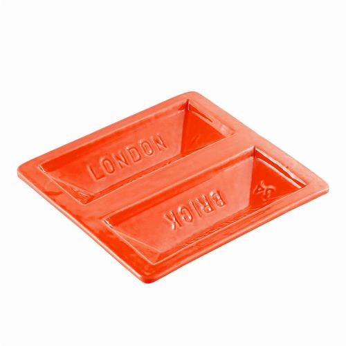 Brick Dish - Orange